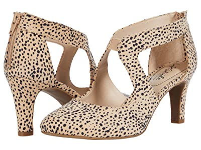 LifeStride Giovanna 2 (Natural Spotted Leopard) Women