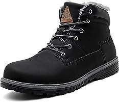 PASTAZA Botas de Nieve Senderismo Impermeables Deportes Trekking Zapatos Invierno Forro Piel Sneakers Hombre Mujer
