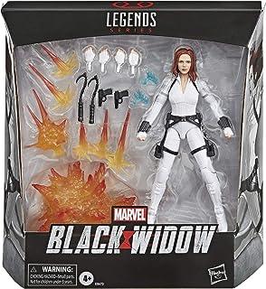 Marvel Legends Figura de Acción de 6 Pulgadas de Black Wido