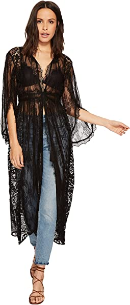 Free People - Chelsea Lace Robe