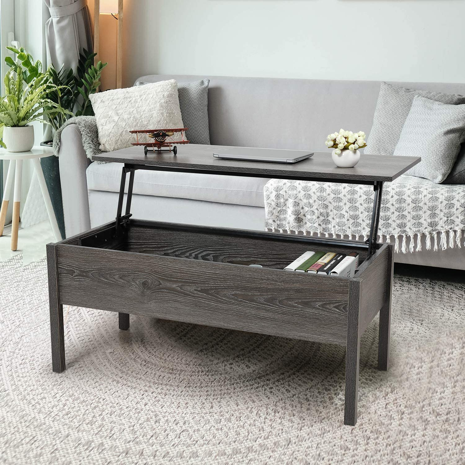 We OFFer at cheap prices JAXPETY Lift Top Coffee Table and Hidden Bombing free shipping Compartment with Storag