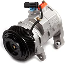 SCITOO Compatible with New A/C Compressor CO 10802C Fit 2003-2008 Dodge Ram 1500 2500 3500 V8 5.7L