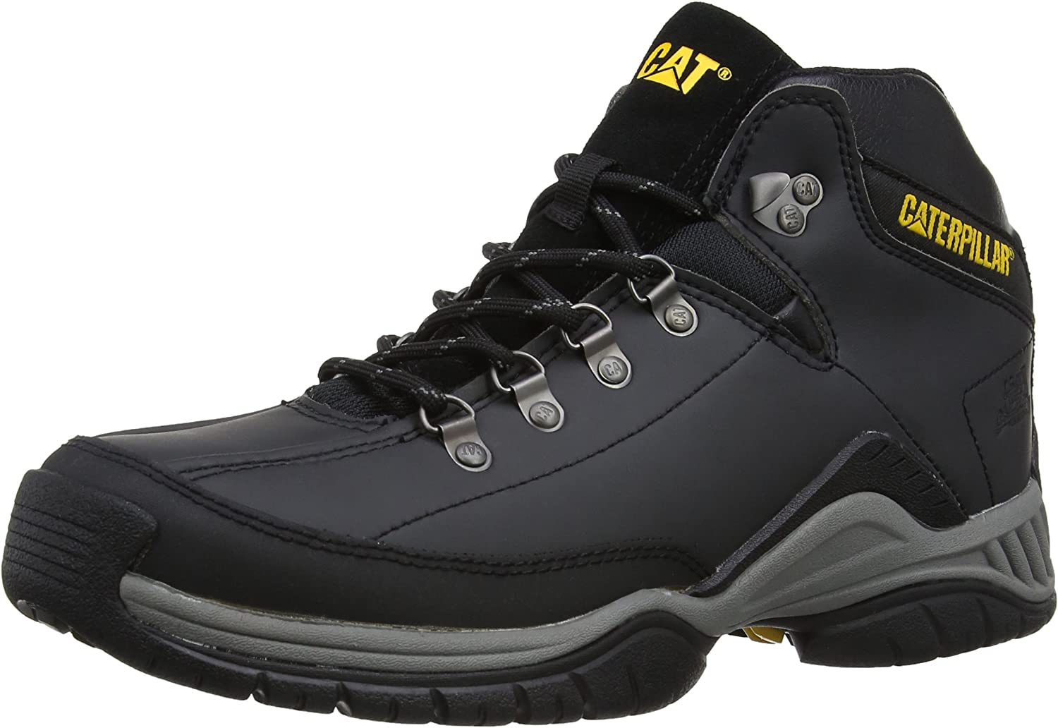 CAT Footwear Collateral Hiker, Men's High Rise Hiking shoes