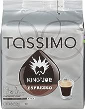 Tassimo King of Joe Espresso Coffee T Discs (16 Count)