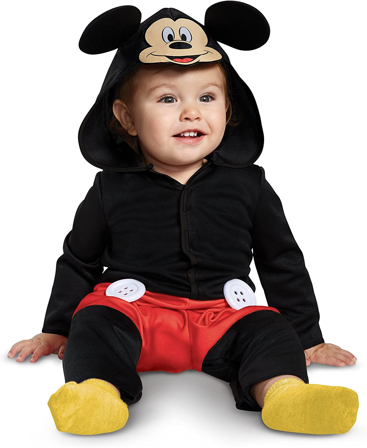 35% Tucson Mall OFF Disney Mickey Mouse Baby Jumpsuit Disguise by