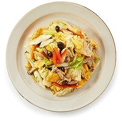 [冷蔵] 2-3人前 ミールキット 野菜と豚バラ肉のオイスター炒めキット 調理約10分
