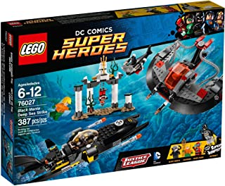 LEGO Super Heroes - Manta Negra Deep Sea