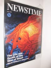 NEWSTIME (Death of Superman) - May 1993