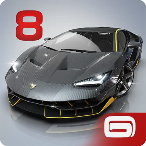 Asphalt 8: Airborne - Real Top Car Racing Game