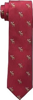 Tommy Hilfiger Men's Moose Nose Club Tie