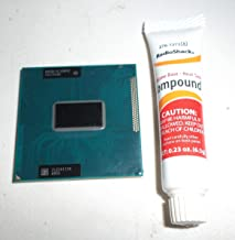 Intel Core i5-3210M SR0MZ 2.5GHz 3MB Dual-core Mobile CPU Processor Socket G2 988-pin (Renewed)
