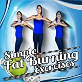 Simple Fat Burning Exercises Videos For Beginners. 10 Exercises To Lose Weight Fast and Burn Belly Fat (Online Workout) [Online Code]