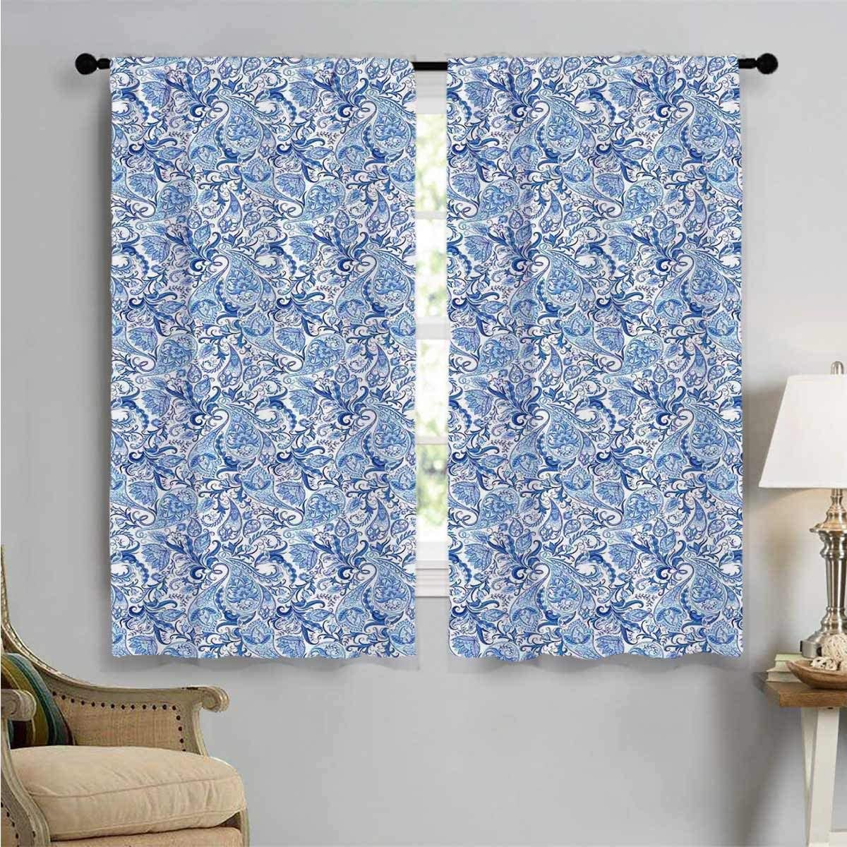 New Shipping Free Import Window Curtain Drape Native Natural Decor W63 L4 x by Curtains