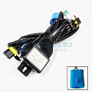 O-NEX HID Relay Harness 9007 (HB5 9004) 12V 35W/55W Bi-Xenon Hi/Lo H/L Wiring Controller