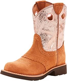 Kid's Fatbaby Collection Western Boot