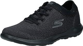 حذاء جو ووك لايت من سكيتشرز، حذاء رياضي للنساء، لون اسود