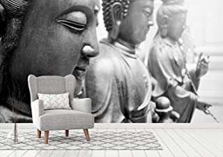 Oedim Fotomural Vinilo para Pared Buda | 150 x 100 cm | Salones