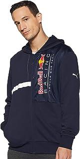 PUMA Red Bull Racing Herren Kapuzen-Sweatjacke