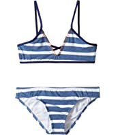 Splendid Littles - Chambray Cottage Bralette & Retro Pants (Big Kids)