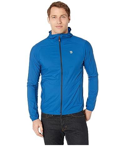 Mountain Hardwear Kor Preshelltm Hoodie (Nightfall Blue) Men