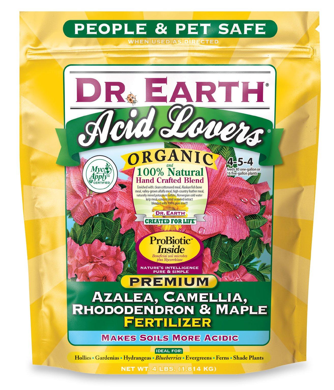 Dr Earth 703P Rhododendron Fertilizer