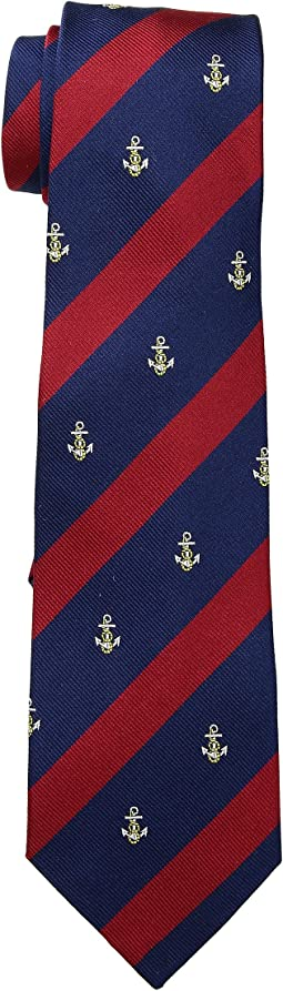 Anchor Stripe Tie
