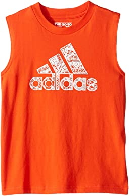 Multi Sport Logo Tank (Toddler/Little Kids)