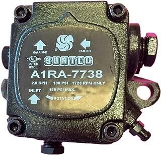 Suntec A1RA-7738 Sundstrand Waste Oil Burner HVAC Heater Pump 100PSI - 1725 RPM