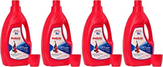 Rug Doctor Oxy Steam Carpet Cleaner Solution (64 oz.); Powerful, Effective, Super Concentrated Solution Formulated with Oxygen-Activated Cleaning Boosters (Fоur Расk)