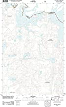 Minnesota Maps - 2011 Iron Lake, MN USGS Historical Topographic Map - Cartography Wall Art - 44in x 61in