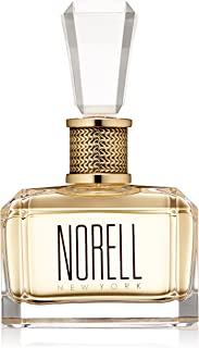 Norell New York Eau De Parfum Spray, 3.4 Fl Oz