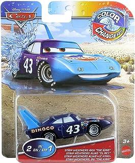 Disney Pixar Cars Color Changers Strip Weathers AKA The King