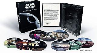 Pack Star Wars: The Skywalker Saga DVD (9 películas)