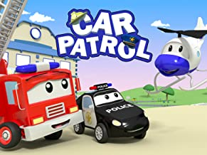 Car Patrol of Car City
