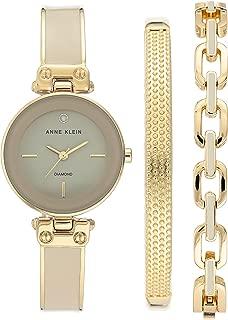 Anne Klein Dress Watch (Model: AK/3346BYST)