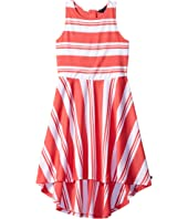 Tommy Hilfiger Kids - Yarn-Dye Varigated Tank Dress (Big Kids)