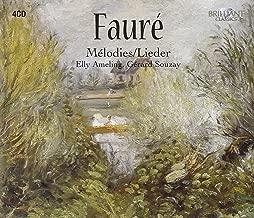 Faure: Melodies/Lieder
