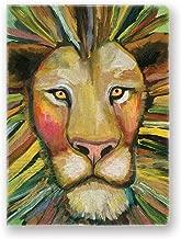 Studio Oh! Hardcover Medium Deconstructed Journal, Eli Halpin Majestic Lion