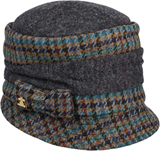 Lierys Cappello da Donna Mayla Wool Mix - Made in Italy Invernale Lana con Fodera Autunno/Inverno