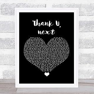 G135 Art Ariana Grande Thank U Next 2019 Music Cover Print Custom Poster Silk