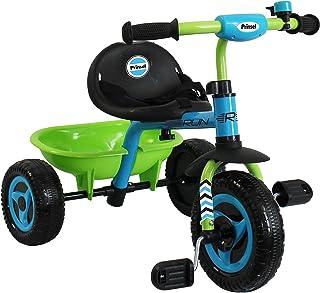 Prinsel Triciclo Run, color Azul/Verde