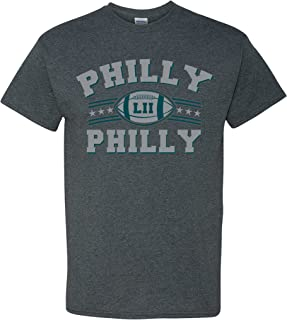 Philly Philly Philadelphia Football DT Adult T-Shirt Tee