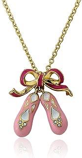 Best gold ballerina necklace Reviews