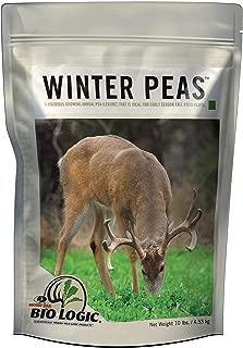 austrian winter peas food plot