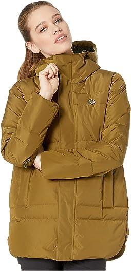 Mora Moss Down Jacket