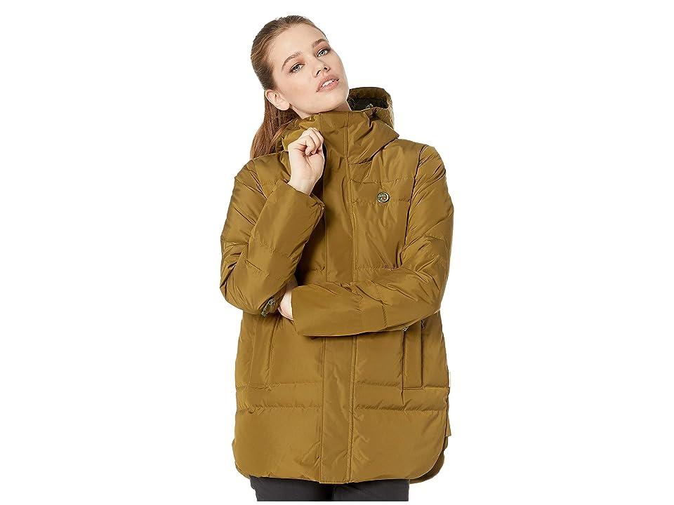 Burton Mora Moss Down Jacket (Hickory) Women