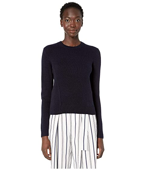 Vince Seam Front Crew Sweater