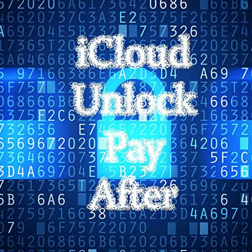 iCloud Unlock Services (Pay After Done)