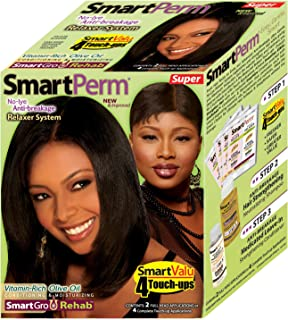 smart perm hair relaxer