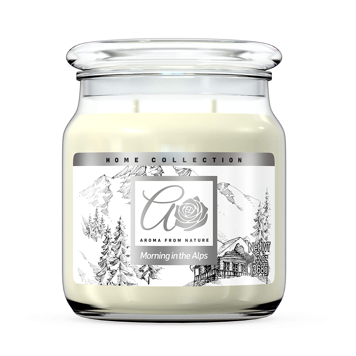 Aroma From Nature Morning in the Scen 13 5 ☆ very popular Collection Reservation Alps Home oz